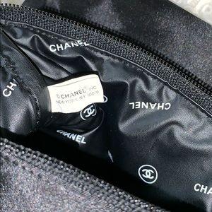 CHANEL Bags - Chanel cosmetics bag